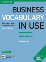 Business Vocabulary in Use! Second and Third editions!